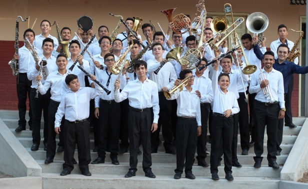 Banda do Piamarta 2017